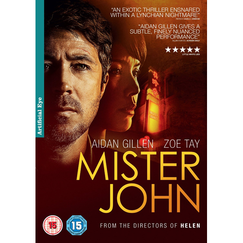 Mister John (UK-import) (DVD)