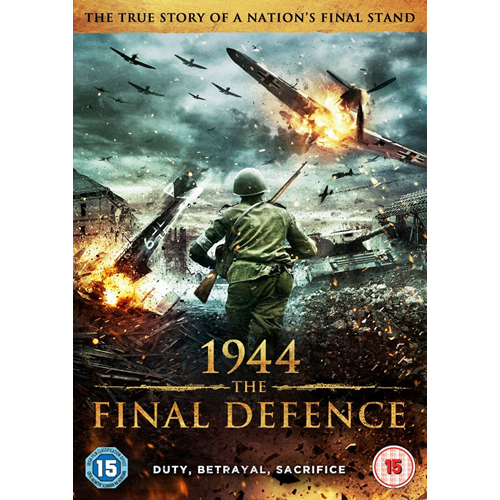 1944 - The Final Defence (UK-import) (DVD)