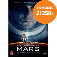 Produktbilde for The Last Days On Mars (DVD)