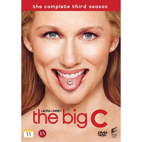 The Big C - Sesong 3 (DVD)