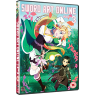 Sword Art Online - Part 3 (UK-import) (DVD)