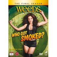 Weeds - Sesong 8 (DVD)