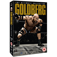 WWE: Goldberg - The Ultimate Collection (UK-import) (DVD)