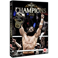 WWE: Night Of Champions 2013 (UK-import) (DVD)