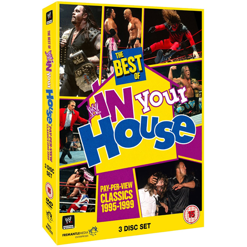 WWE: The Best Of In Your House (UK-import) (DVD)