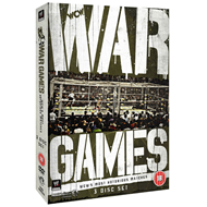 WWE: War Games - WCW's Most Notorious Matches (UK-import) (DVD)