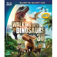 Walking With Dinosaurs (Blu-ray 3D + Blu-ray + DVD)