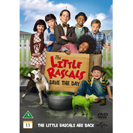 Little Rascals Save The Day (DVD)