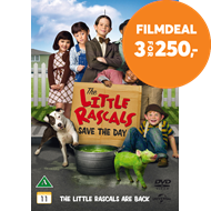 Produktbilde for Little Rascals Save The Day (DVD)