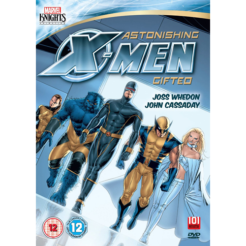 Astonishing X-Men: Gifted (UK-import) (DVD)