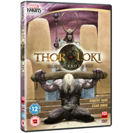 Thor and Loki: Blood Brothers (UK-import) (DVD)