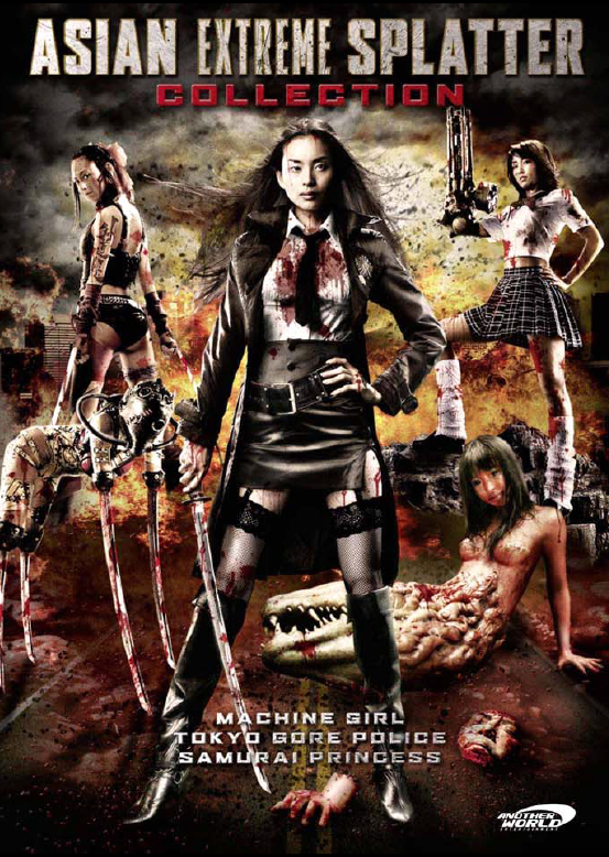 Asian Extreme Dvd 6
