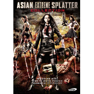 Asian Extreme Splatter Collection (DVD)