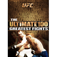 UFC: The Ultimate 100 Greatest Fights (DVD - SONE 1)