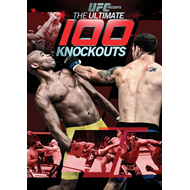 UFC: The Ultimate 100 Knockouts (DVD)