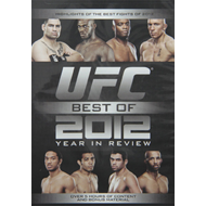 UFC: Best Of 2012 Year In Review (DVD - SONE 1)