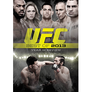 UFC: Best Of 2013 Year In Review (DVD)