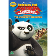 Kung Fu Panda - Legends Of Awesomeness - The Midnight Stranger (DVD)