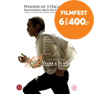 Produktbilde for 12 Years A Slave (DVD)