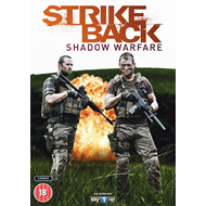 Strike Back - Shadow Warfare (UK-import) (DVD)