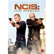 NCIS: Los Angeles - Sesong 4 (DVD)