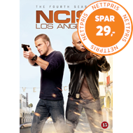 Produktbilde for NCIS: Los Angeles - Sesong 4 (DVD)