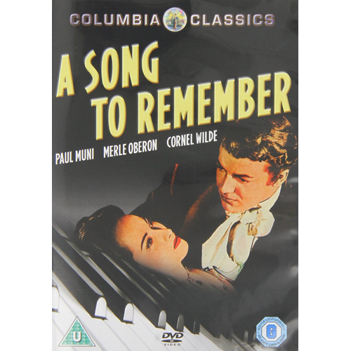 A Song To Remember (UK-import) (DVD)