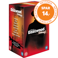 Clint Eastwood - The Collection (UK-import) (DVD)