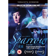 Sparrow - Collectors Edition (UK-import) (DVD)