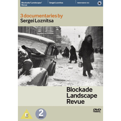 3 Documentaries By Sergei Loznitsa (UK-import) (DVD)