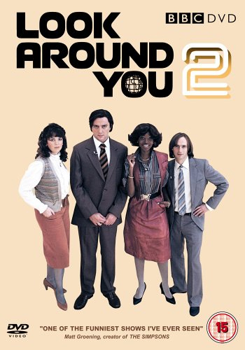 Look Around You - Sesong 2 (UK-import) (DVD)