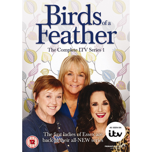 Birds Of A Feather (ITV) - Sesong 1 (UK-import) (DVD)