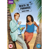Death In Paradise - Sesong 3 (UK-import) (DVD)