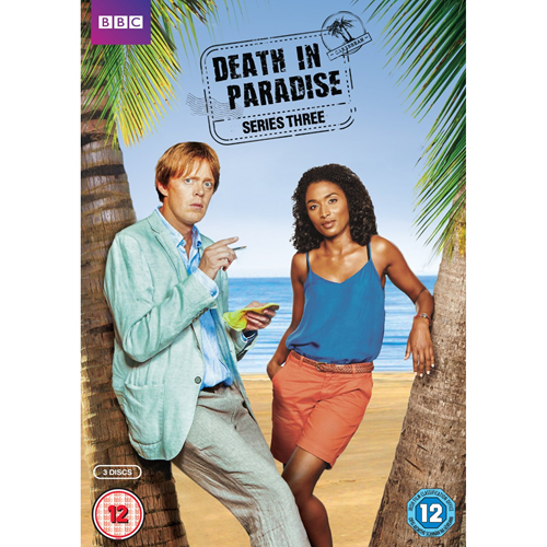 Death In Paradise / Mord I Paradis - Sesong 3 (UK-import) (DVD)