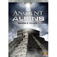 Ancient Aliens - Sesong 5 Del 2 (DVD - SONE 1)