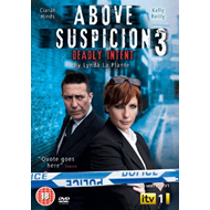 Above Suspicion 3 - Deadly Intent (UK-import) (DVD)