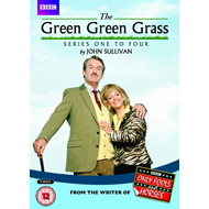 The Green Green Grass - The Complete Collection (UK-import) (DVD)