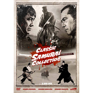 Produktbilde for Classic Samurai Collection (DVD)