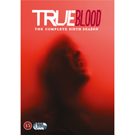 Produktbilde for True Blood - Sesong 6 (DVD)