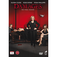 Damages - Sesong 5 (DVD)