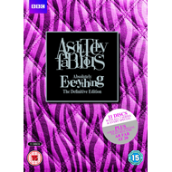 Absolutely Fabulous - Absolutely Everything - The Definitve Edition (UK-import) (DVD)
