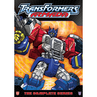 Transformers Armada - The Complete Series (DVD - SONE 1)