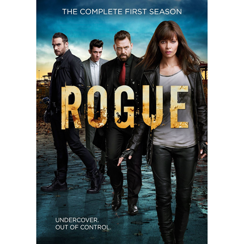 Rogue - Sesong 1 (DVD - SONE 1)