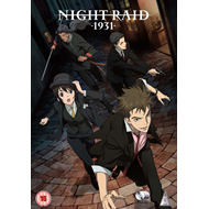 Night Raid 1931 (UK-import) (DVD)