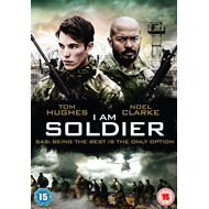 I Am Soldier (UK-import) (DVD)