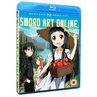 Sword Art Online - Part 2 (UK-import) (Blu-ray + DVD)