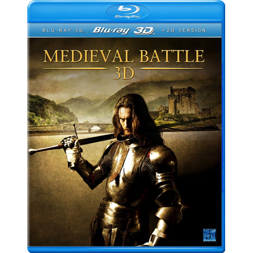 Medieval Battle (UK-import) (Blu-ray 3D + Blu-ray)