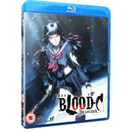 Blood C - The Last Dark (UK-import) (BLU-RAY)