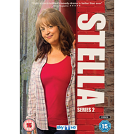 Stella - Sesong 2 (UK-import) (DVD)