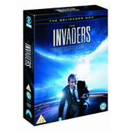 Invaders - The Complete Collection (UK-import) (DVD)